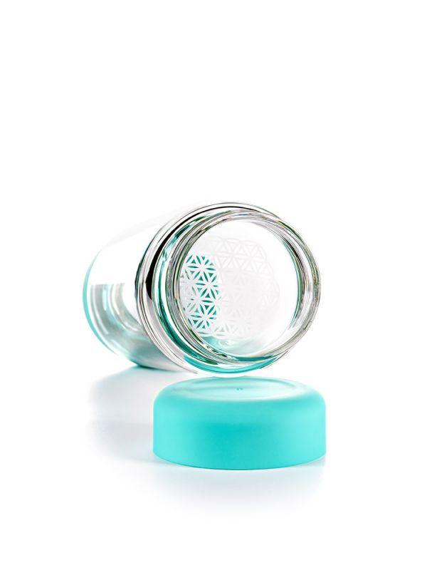 Inu crystal gemwater bottle