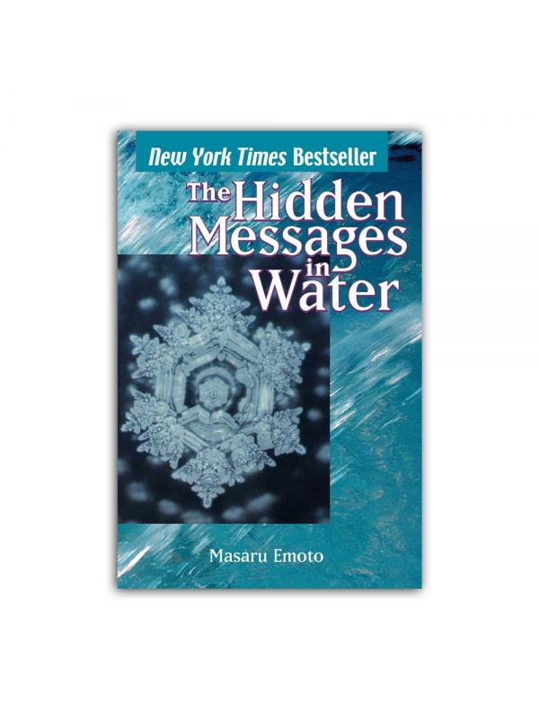 Dr. Masaru Emoto Hidden Messages in Water