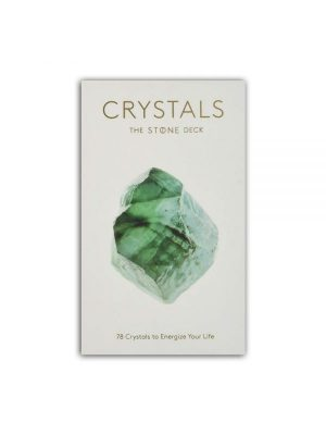 THE STONE DECK - 78 CRYSTALS TO ENERGIZE YOUR LIFE