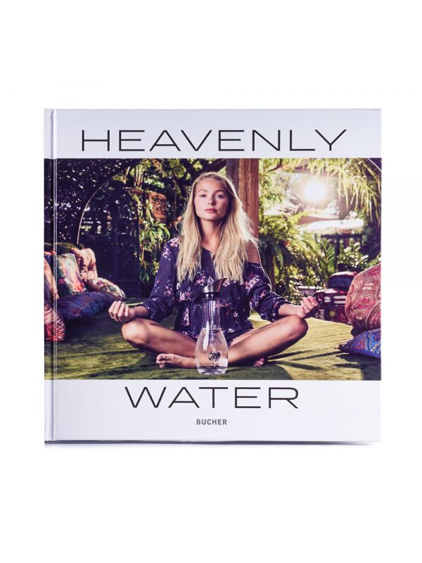 Heavenly Water Book by Vitajuwel